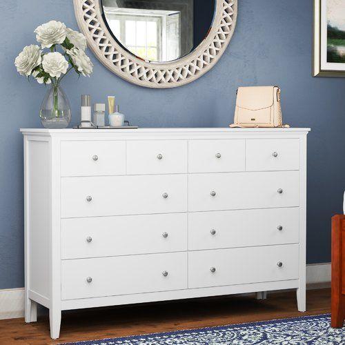 Fordwich 8 Drawer Double Dresser Double Dresser Dresser Decor Furniture