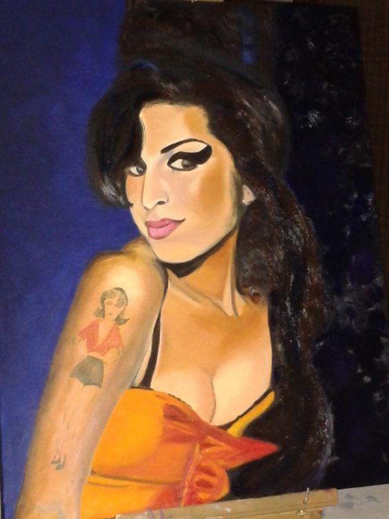 explore leo art amy wi... Amy Winehouse