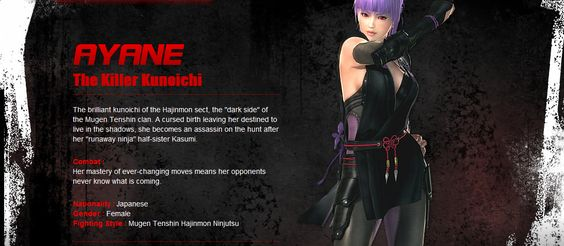 Dead or Alive 5 - kasumi16: Click for bigger picture's