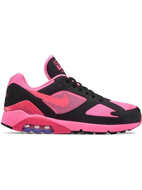Comme Des Garçons Homme Plus X Nike Air Max 180 black and