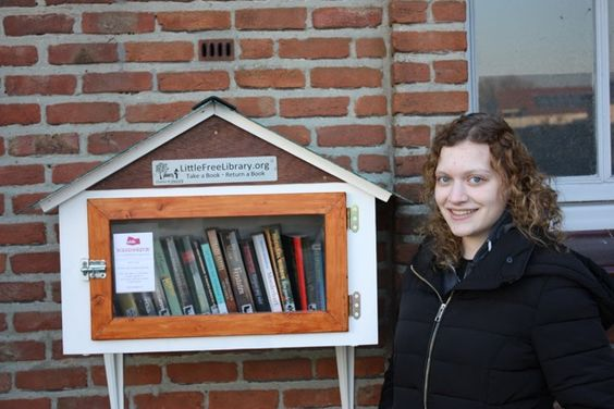 Little Free Library Dendermonde 4