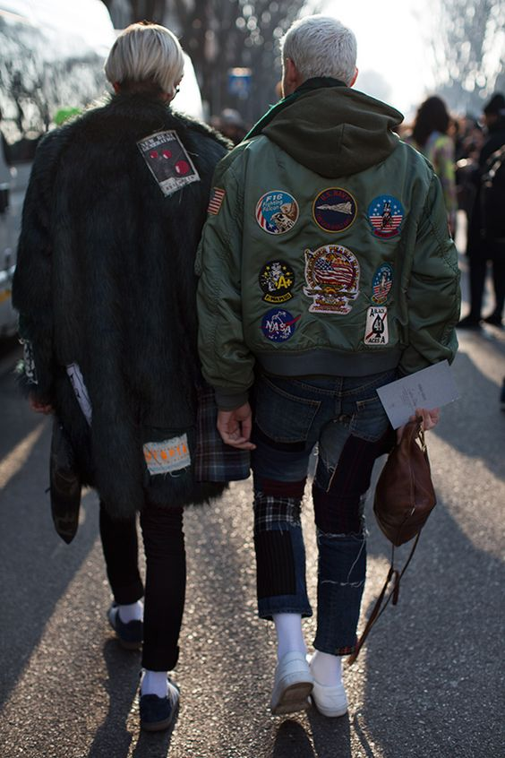 On the Street….Fashion in Detail, Milan: