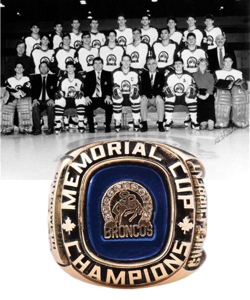 Hockey Championship Rings In 2020 Championship Rings Broncos Rings