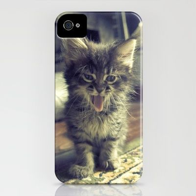 bleh! iPhone Case by Pope Saint Victor - $35.00