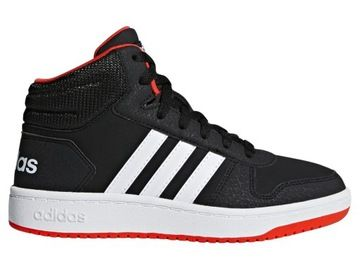 Buty Dzieciece Adidas Hoops B75743 34 7724542345 Oficjalne Archiwum Allegro Boys Basketball Shoes Girls Basketball Shoes Basketball Shoes