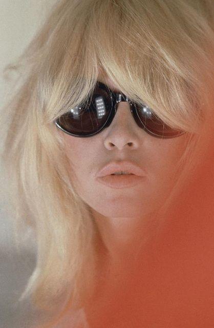 Brigitte Bardot in the 1960s