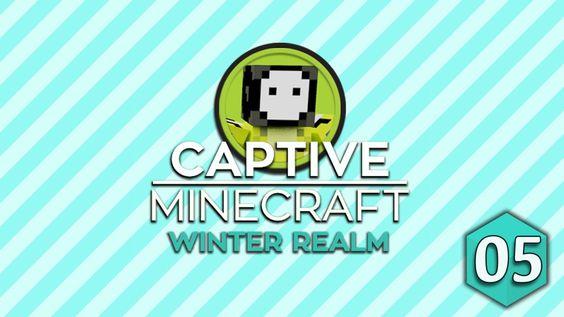 Link perdido en Captive Minecraft IV | Día de granjas #5