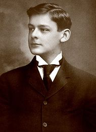 Tom Eliot at 10, in 1898. Sawyer Free Library, via Associated Press: