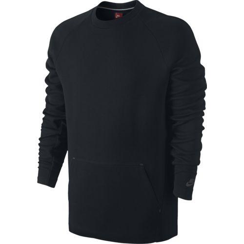 nike tech fleece crew Bluza męska - Odzież - Mężczyźni - Sportswear - FORPRO