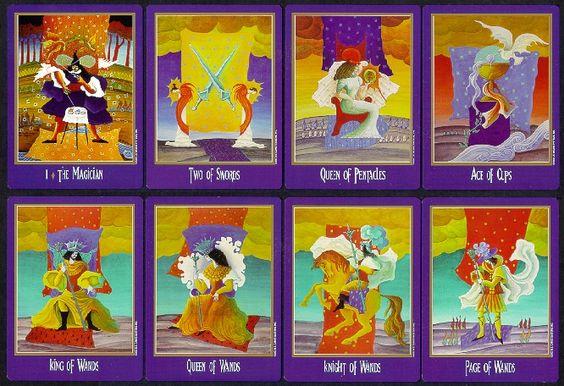 The New Century Tarot
