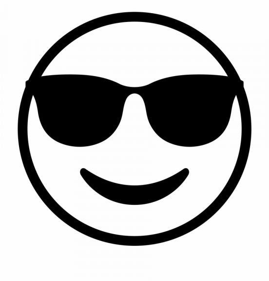 12 Black And White Emoticons Png Emoji Svg Icon Emoji Black Emoji