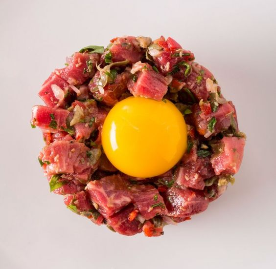 ... Perfect Beef Tartare | Perfect steak, Steak tartare and Bon appetit