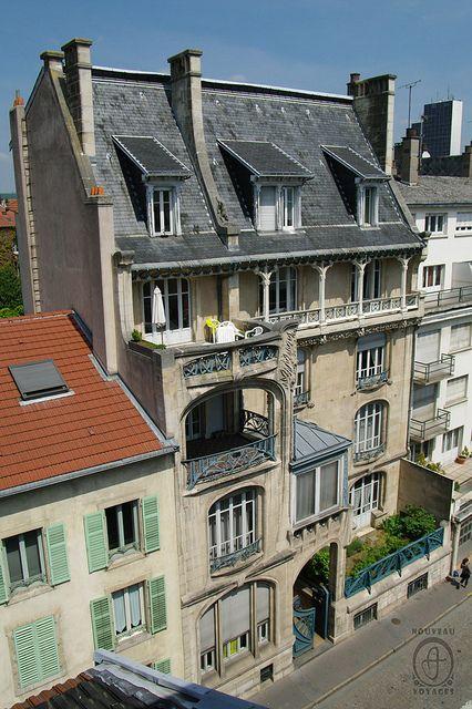 Nancy, Rue de la Commanderie 22
