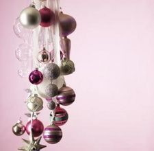 Ornament Chandelier (DIY)