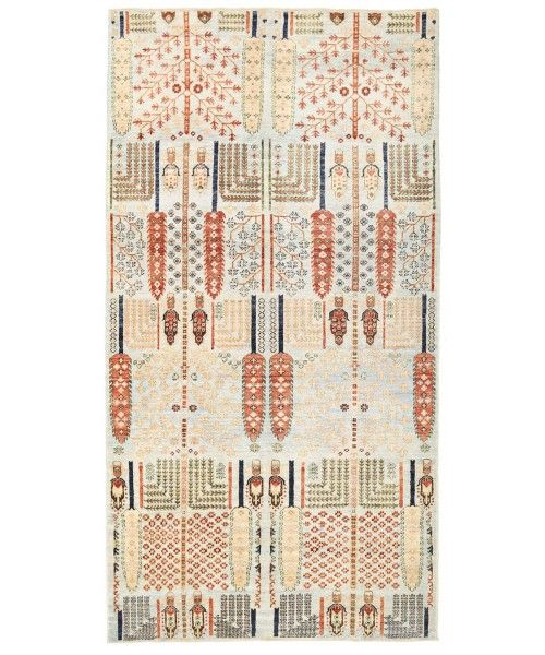 New Handmade Afghani Farhan Rug Nmc16510 Design 2447 Size 5 1 X 9 8 Carpet Rugs Flooring O Rug Decor Creative Office Design Interior Design Pictures