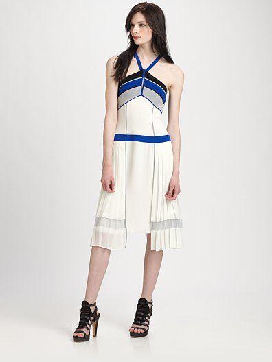 Saks.com - BCBGMAXAZRIA - The Violetta Dress