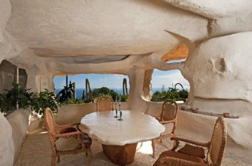I can tell at a glance that this is the #Flintstones #home. Did you get this right away?