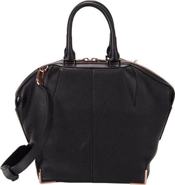Small Emile Tote-Colorless. This is an awesome style.