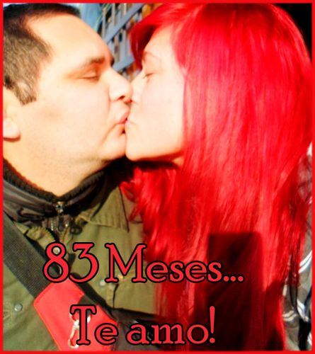 Title: 83 meses juntos (83 months together) Author: madame_