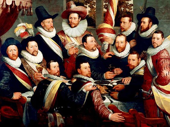 Banquet of the Officers of the Company of St. George (1599)