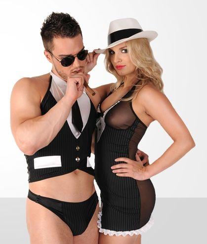 kostiumy erotyczne dla dwojga