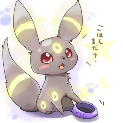 My favorite eevee umbreon adorable fictional creatures - Pokemon noctali ...