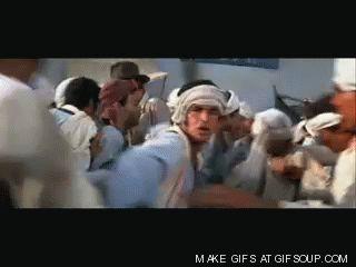 La mítica escena de Indiana Jones que improvisó Harrison Ford