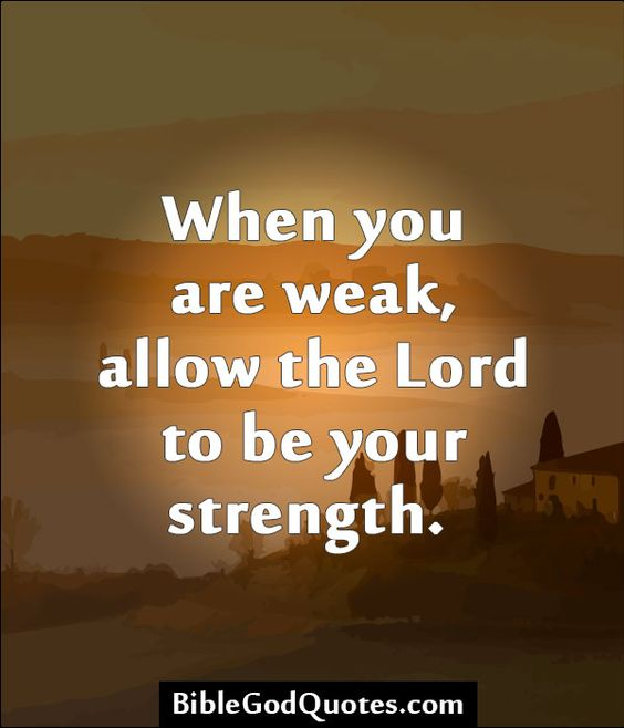 God Strength Quotes: Pinterest • The World's Catalog Of Ideas