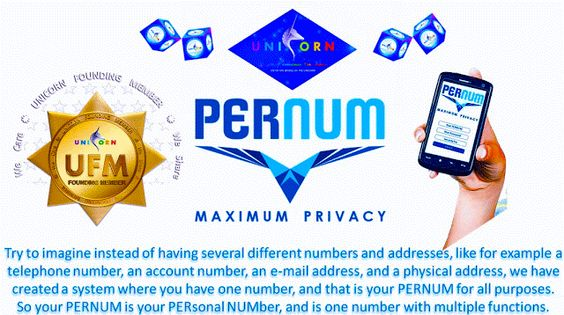 Geld verdienen im Internet - Earn Money online: PERNUM - maximum Privacy