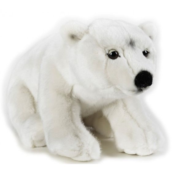 Peluche Oso Polar National Geographic