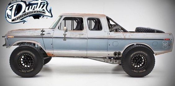 Ford Trophy Truck