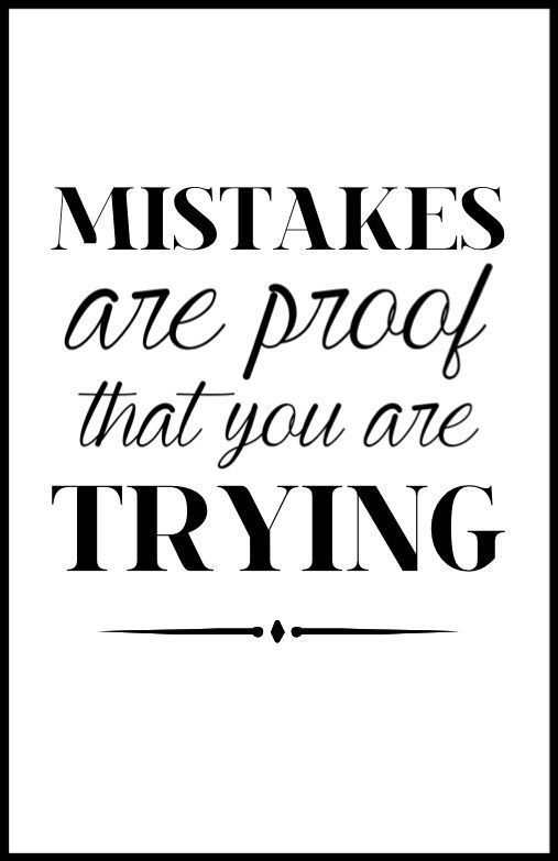 Mistakes In 2020 Math Quotes School Quotes Education Quotes Inspirational