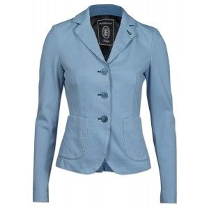 Blonde No. 8 Cannes Pique Damen Blazer hellblau