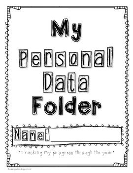 This free download contains pages for you to use a basic data folder in your classroom.  This is perfect for empowering students to take an active role in their progress and for charting/documenting data for the RTI process.  There are 10 page types: *cover *math fact graph *reading fluency graph *reading level graph *behavior calendar *spelling word graph *sight word graph *grammar skill graph (this matches my Grammar Snapshots!) *goal sheet for reading, math, and behavior *AR points  Some…