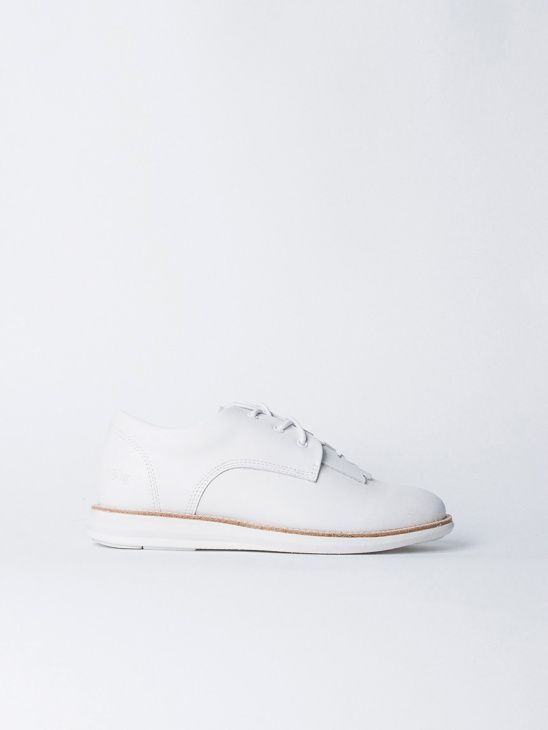 Gram  380g WA White Leather