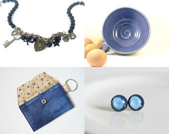 Blue by Shlomit on Etsy--Pinned with TreasuryPin.com