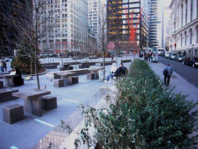 Zuccotti Park de Manhattan - que visitar