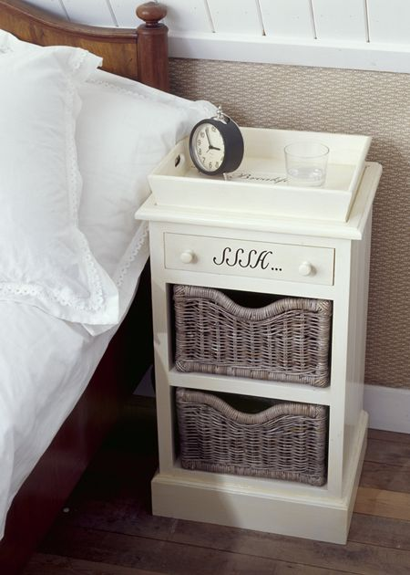 €249,- SSSH.... Bed Cabinet cream #living #interior #rivieramaison: