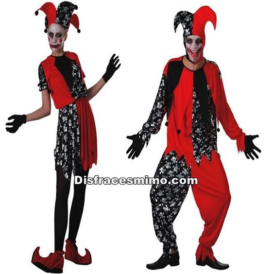 Fiestas and halloween on pinterest for Disfraces de circo