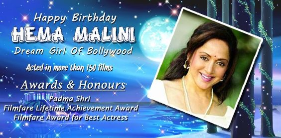 #VinylRecords Wishing You Very Happy Birthday Dream Girl Of Bollywood  The Gorgeous Hema  Malini  Discount UPTO 80% on her EP, LP & 78 RPM Records  Like us on www.facebook.com/ngh.co.in