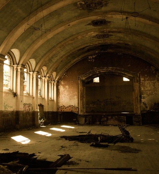 Haunted Places In Whittier California: Insane Asylum, Asylum And Abandoned On Pinterest
