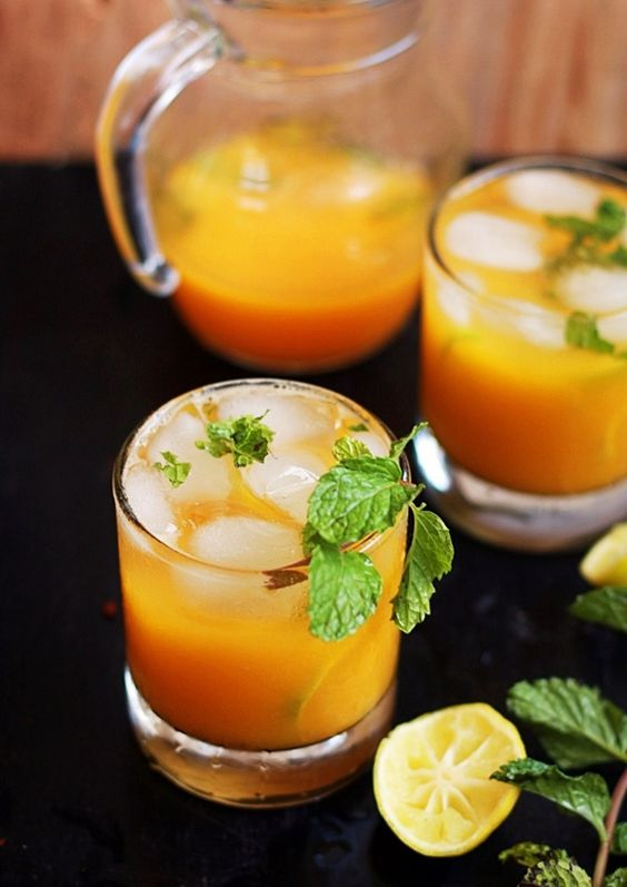 mango mojito recipe, mango recipes for summer