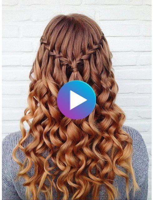 Was Sagst Du Zu Dieser Frisur Wir Laden Sie Zu Gaalhairplay Ein Sich Um In 2020 Lange Haare Frisuren Lange Haare Konfirmation Frisuren Lang