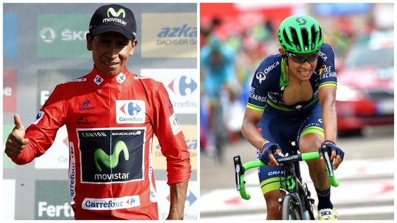 RT @ NoticiasRCN: ATENCIÓN Día histórico para el ciclismo colombiano en @lavuelta Quintana y Chaves hacen el 1-3 virtual en el podio. https://t.co/hR9T6VI5HE