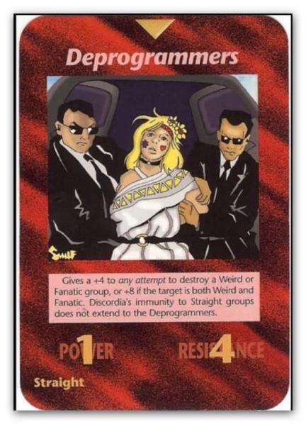 Illuminati Card Deprogrammers