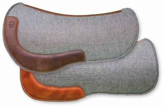 Horse Gear Innovations Shop - Allround-Pad rund oder eckig, verschiedene Filzfarben, Wollfilzpad