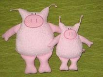 """Das Schwein  """" Jewgeni """"  in XL !!!"""