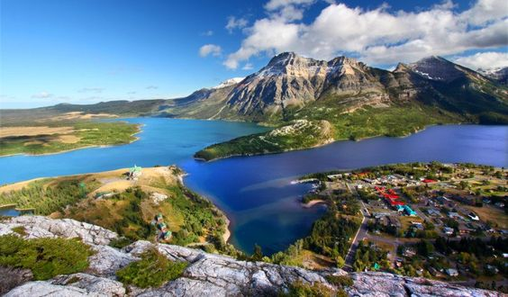 Waterton Glacier International Peace Park, Canada & United States
