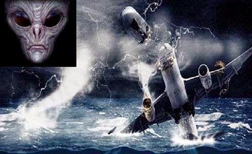 O Misterioso acidente do voo 8501 Air Asia (Forças Naturais? ou de origem Extraterrestre?)