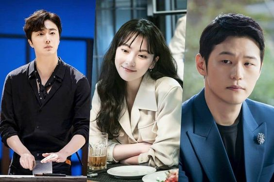Jung Il Woo, Kang Ji Young, And Lee Hak Joo Find Themselves In A Unique Love Triangle In New JTBC Drama